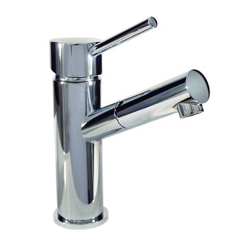 Rowin Single Handle Lavatory Faucet -  Polished Chrome