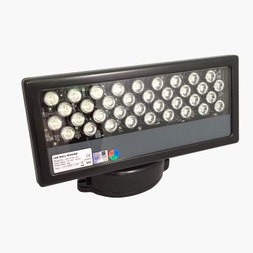 RGB LED Outdoor Wall Washer - 40W