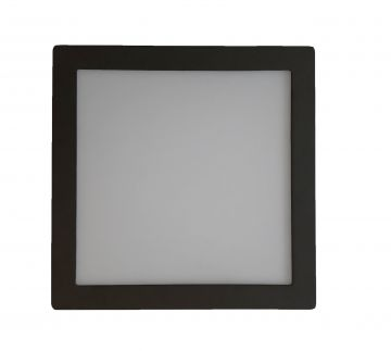 Sheldon Square 16W LED Indoor-Outdoor Ceiling Light