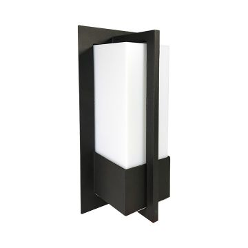 Kason 7W LED Rectangle Outdoor Wall Light