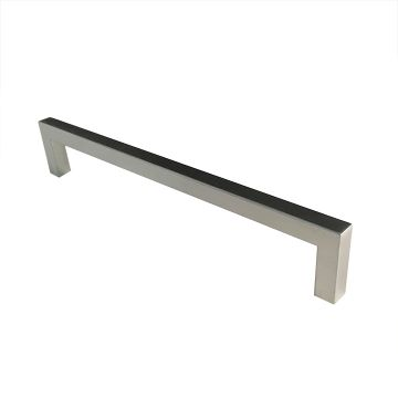 "Krayson 8"" Square Contemporary Cabinet Pull"